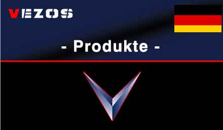 vezos products in german language