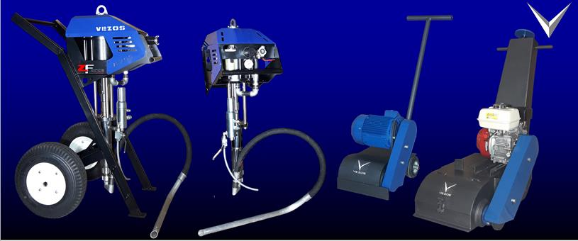 Marine Industrial Equipment Vezos