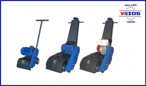 SCARIFIER SURFACE CLEAN MACHINE