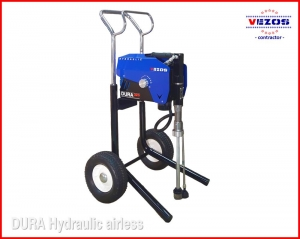 AIRLESS PAINT SPRAYERS DURA LC 320 HIGH CART VEZOS