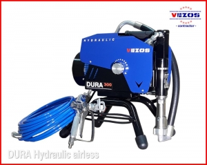 Electric Airless Sprayers Light Coating Vezos