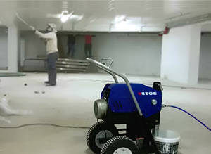 How to choose an airless paint sprayer